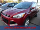 2013 Ruby Red Metallic Ford Escape Titanium 2.0L EcoBoost 4WD #71860983