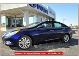 2013 Indigo Night Blue Hyundai Sonata SE #71860794