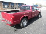 1998 Chevrolet S10 LS Extended Cab 4x4 Data, Info and Specs