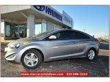 2013 Titanium Gray Metallic Hyundai Elantra Coupe GS #71860790