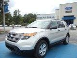 2013 Ingot Silver Metallic Ford Explorer EcoBoost #71914644