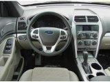 2013 Ford Explorer EcoBoost Dashboard
