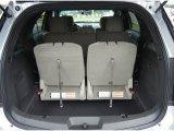 2013 Ford Explorer EcoBoost Trunk