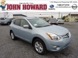 2013 Frosted Steel Nissan Rogue SV AWD #71915108
