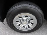 2010 Chevrolet Silverado 1500 Regular Cab Wheel