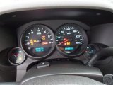2010 Chevrolet Silverado 1500 Regular Cab Gauges