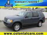 2003 Medium Wedgewood Blue Metallic Ford Explorer XLT 4x4 #71915329