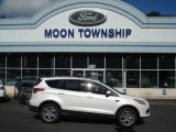 2013 Oxford White Ford Escape SE 1.6L EcoBoost 4WD #71914733
