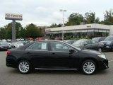2012 Attitude Black Metallic Toyota Camry XLE V6 #71914810