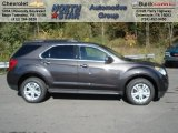 2013 Tungsten Metallic Chevrolet Equinox LT AWD #71914705