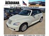 2007 Cool Vanilla White Chrysler PT Cruiser Convertible #71914685
