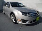 2010 Brilliant Silver Metallic Ford Fusion Sport #71914787