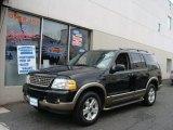 2003 Black Ford Explorer Eddie Bauer 4x4 #71915286
