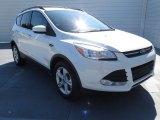 2013 White Platinum Metallic Tri-Coat Ford Escape SE 1.6L EcoBoost #71914783
