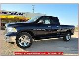2012 True Blue Pearl Dodge Ram 1500 Lone Star Quad Cab #71914944