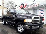 2002 Black Dodge Ram 1500 ST Quad Cab 4x4 #71915271