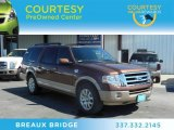 2011 Golden Bronze Metallic Ford Expedition EL XLT #71915255