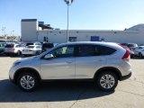 2013 Alabaster Silver Metallic Honda CR-V EX AWD #71915138