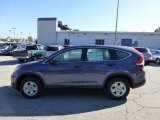2013 Twilight Blue Metallic Honda CR-V LX AWD #71915136