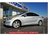 2013 Shimmering Air Silver Hyundai Elantra Coupe GS #71914926