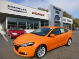 2013 Header Orange Dodge Dart Rallye #71914920