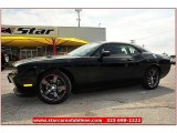 2013 Pitch Black Dodge Challenger Rallye Redline #71980104