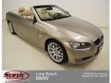 2010 Platinum Bronze Metallic BMW 3 Series 328i Convertible #71979976