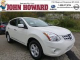 2013 Pearl White Nissan Rogue S Special Edition AWD #71980226