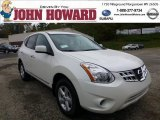 2013 Pearl White Nissan Rogue S Special Edition AWD #71980225