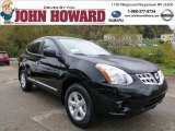 2013 Super Black Nissan Rogue S Special Edition AWD #71980224