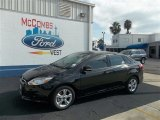 2013 Tuxedo Black Ford Focus SE Sedan #71979731