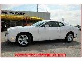 2013 Bright White Dodge Challenger SXT #71980101