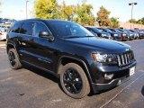 2013 Jeep Grand Cherokee Brilliant Black Crystal Pearl