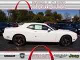2013 Bright White Dodge Challenger Rallye Redline #71980320