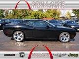 2013 Pitch Black Dodge Challenger SXT Plus #71980319