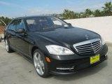 2013 Black Mercedes-Benz S 550 Sedan #71979826