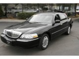 2008 Black Lincoln Town Car Signature Limited #7146513