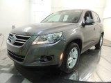 2011 Alpine Gray Metallic Volkswagen Tiguan S 4Motion #71980397