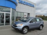 2008 Glacier Blue Metallic Honda CR-V LX 4WD #71979802