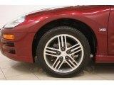 Mitsubishi Eclipse 2004 Wheels and Tires