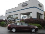 2013 Bordeaux Reserve Red Metallic Ford Fusion SE #71979677