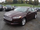 2013 Ford Fusion SE Data, Info and Specs