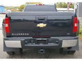 Chevrolet Silverado 3500HD 2010 Badges and Logos