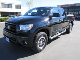 2011 Black Toyota Tundra TRD Rock Warrior Double Cab 4x4 #71980158