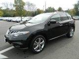 2011 Super Black Nissan Murano LE AWD #71980364