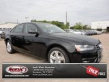 2013 Brilliant Black Audi A4 2.0T quattro Sedan #71979997
