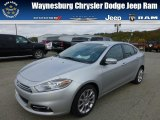 2013 Bright Silver Metallic Dodge Dart Limited #71979902