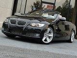 2009 Black Sapphire Metallic BMW 3 Series 335i Convertible #71979899