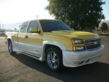 Fleet Yellow Chevrolet Silverado 1500 in 2006