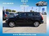 2010 Crystal Black Pearl Honda CR-V EX AWD #71980250